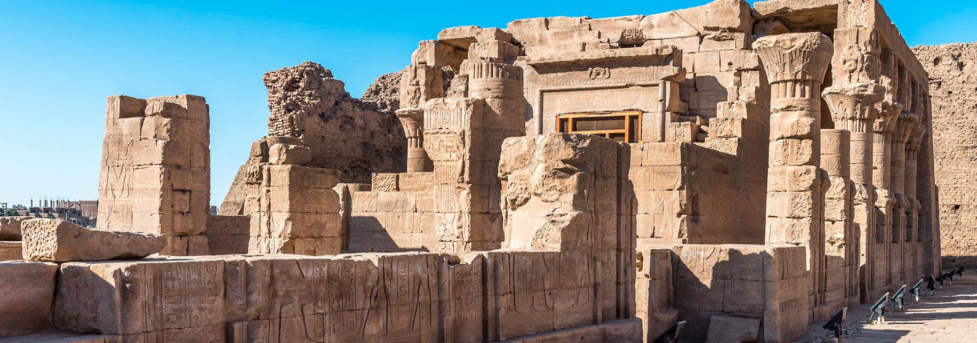 Ruta del Nilo y Mar Rojo – 10 días