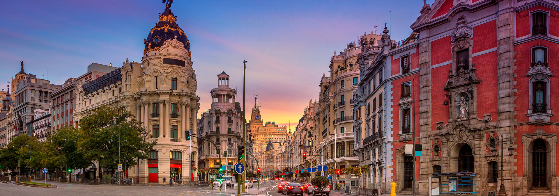 Madrid, Barcelona, París – 10 días