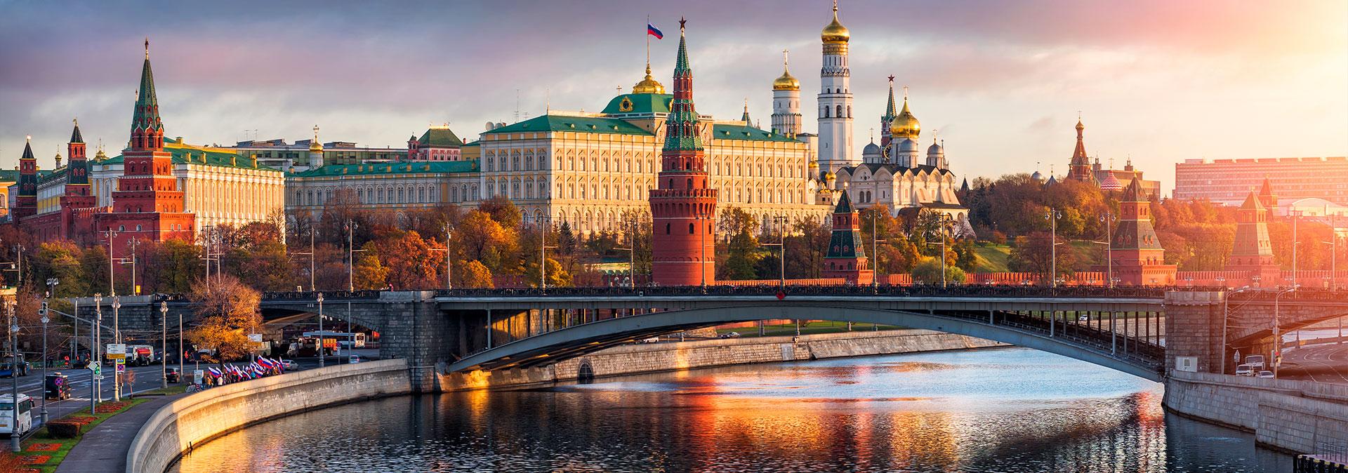 Rusia – 7 días