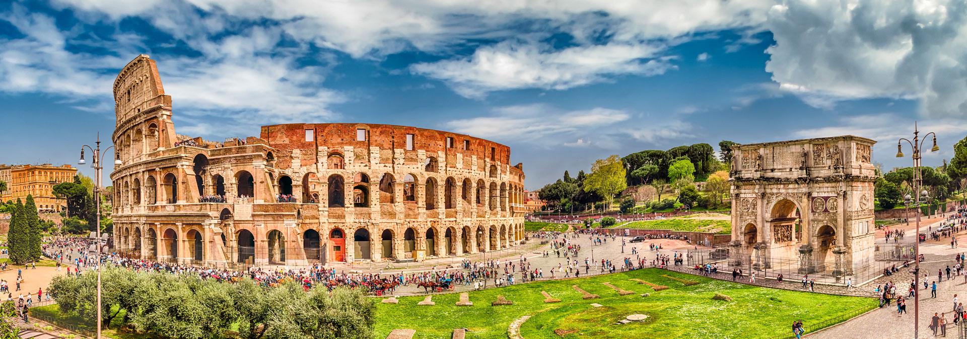 Italia Romántica – 7 días