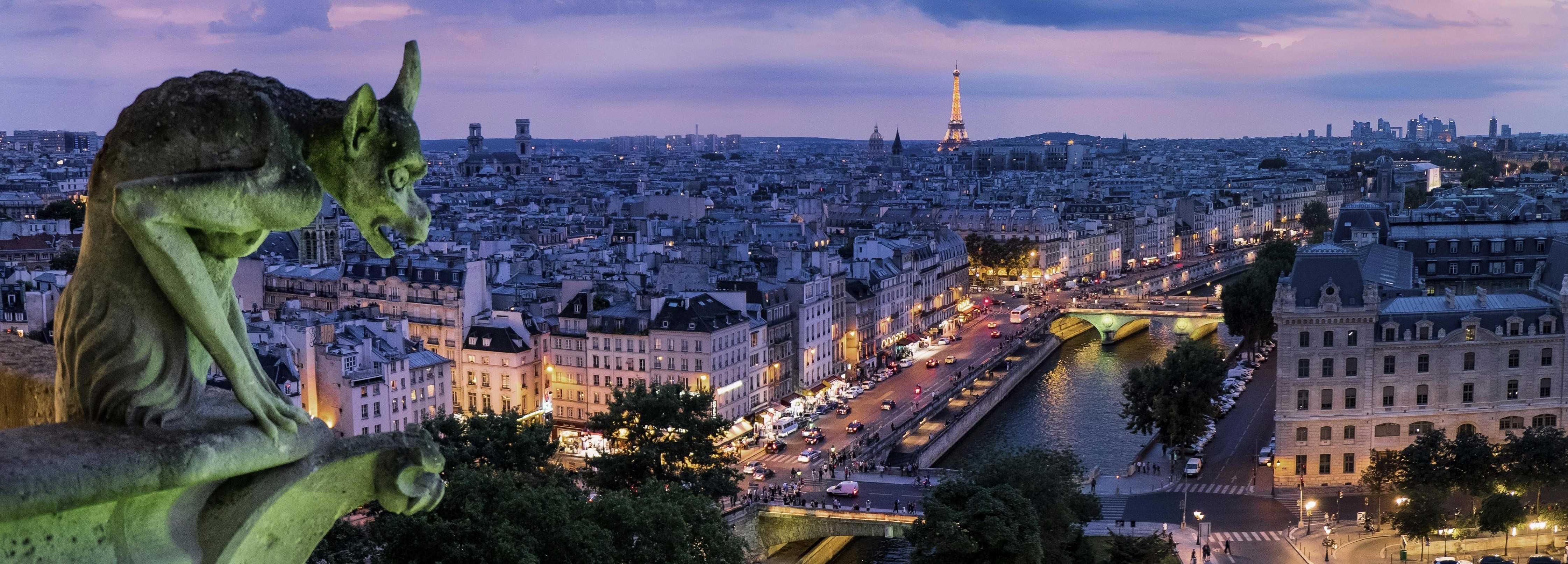 París para todos – 5 días